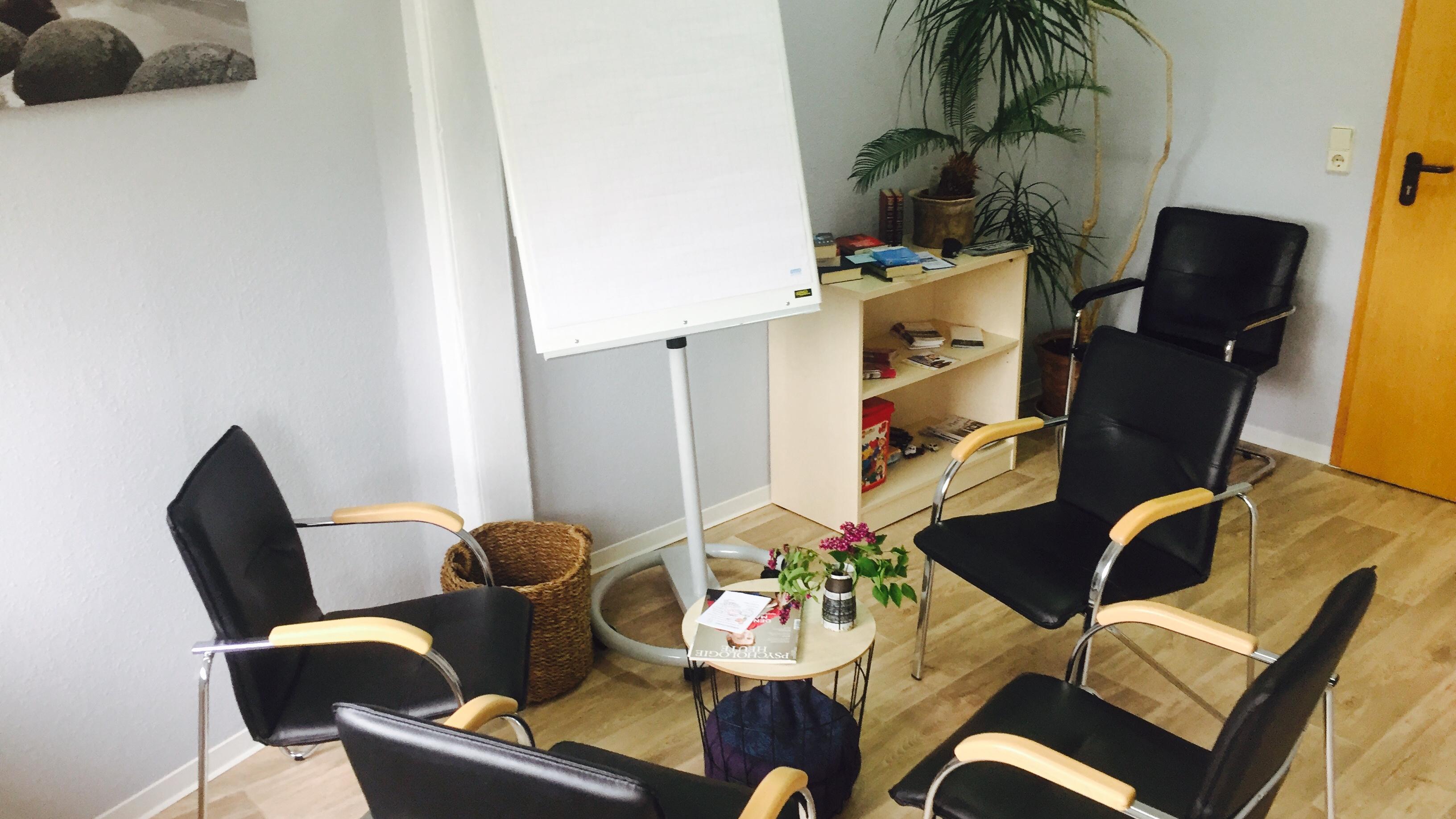 Darstellung einer Beratungsstelle