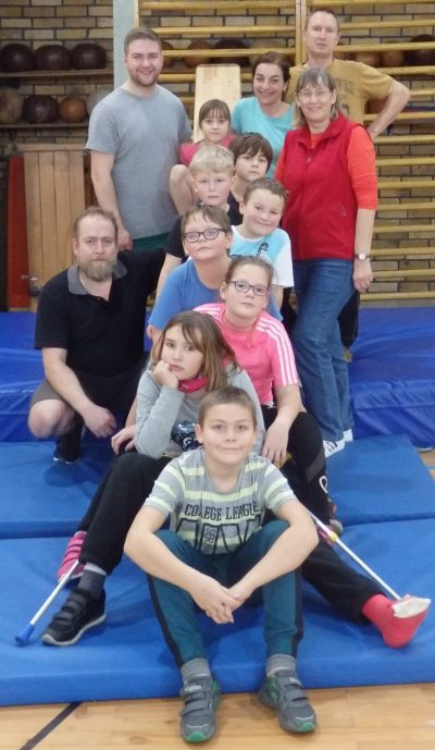 Sport und Spiel mit dem JFZ Corner in Klötze