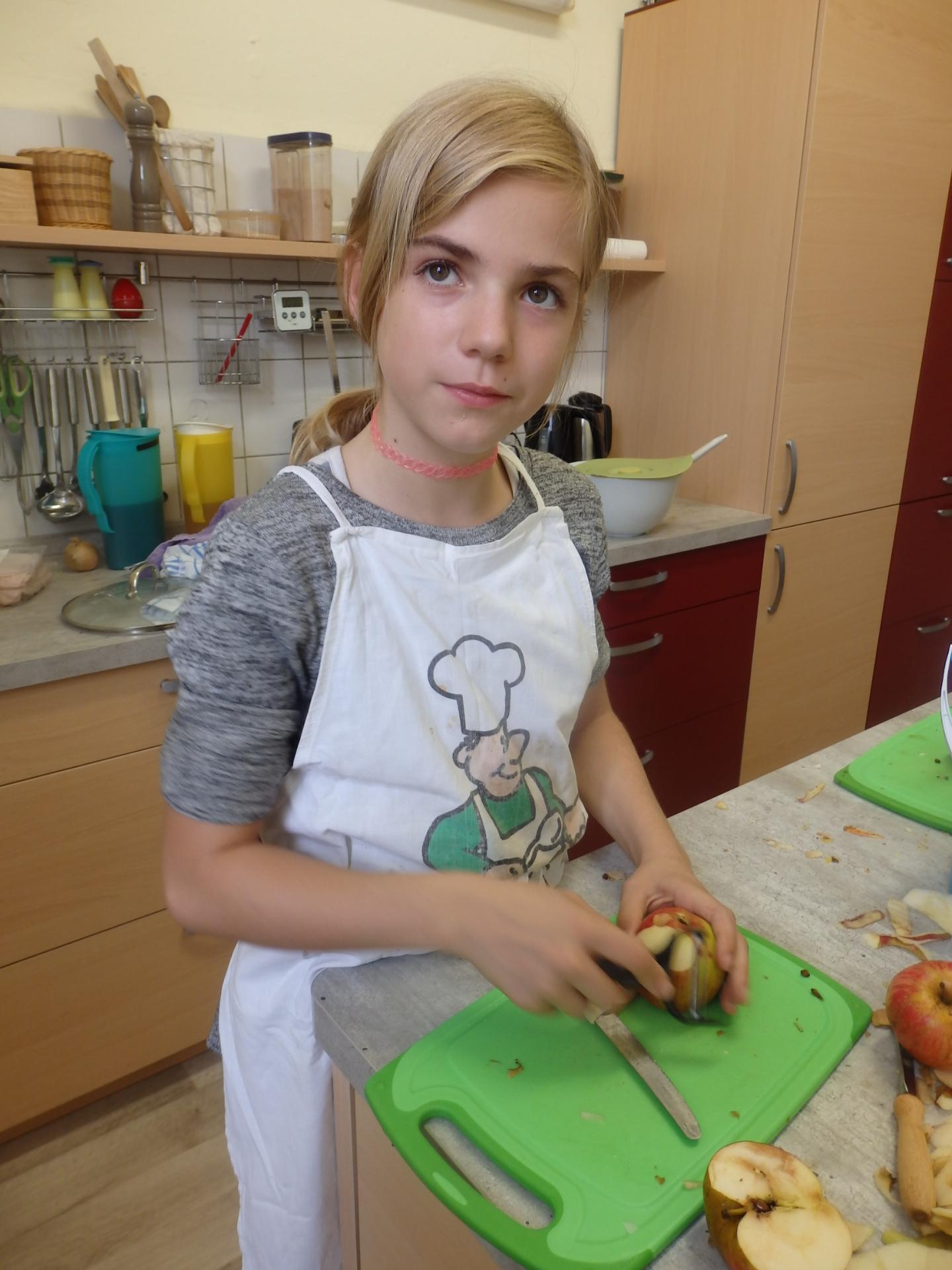 Wir kochen Apfelmarmelade!